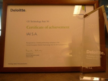 Deloitte Fast 50 Central Europe 2013